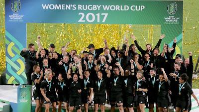 RUGBY - Mundial femenino 2017 (Irlanda): Nueva Zelanda impide que Inglaterra defendiese el campeonato mundial y suman su 5º título