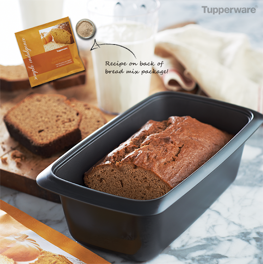 Our amazingly easy pumpkin bread mix means you're already half way to homemade pumpkin deliciousness.