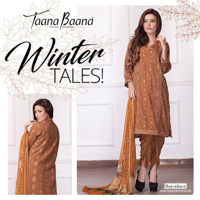 taana-baana-winter-classic-embroidered-dresses-designs-2017-for-girls-5