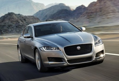 Jaguar XF Model