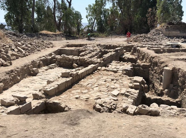 New discoveries strengthen identification of Biblical Bethsaida