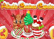 Cocinar Cupcakes de Navidad juego