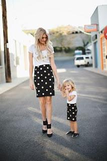 Baju Couple Cantik Ibu dan Anak 200017
