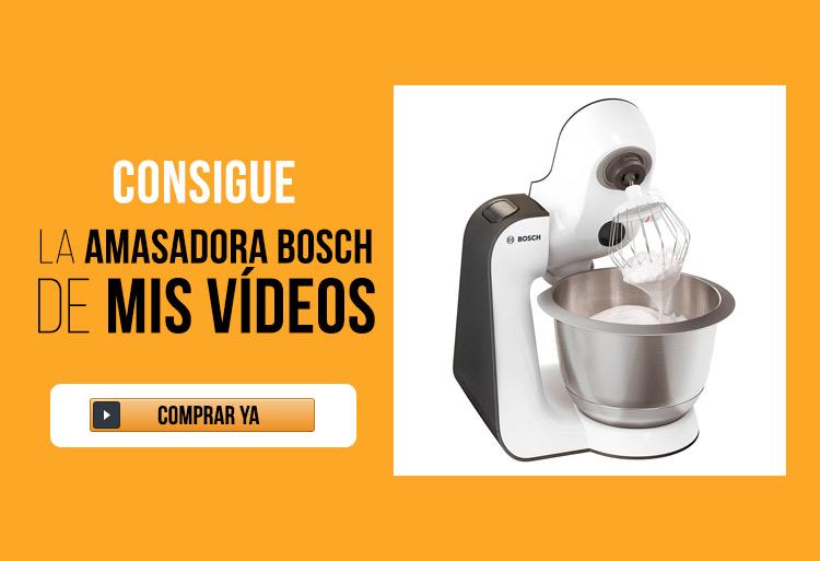 Amasadora y Robot de Cocina Bosch MUM5