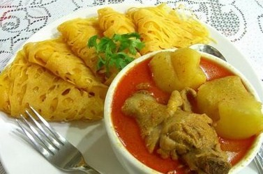Catatan Ma'as: Malay Foods