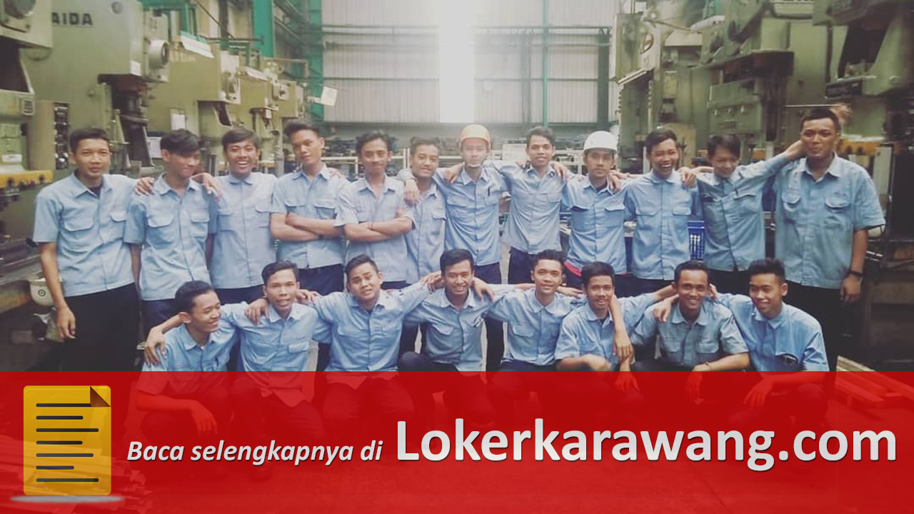 Lowongan Kerja Operator Produksi   PT. Sebastian Jaya Metal Jababeka Cikarang - LOKER KARAWANG JUNI 2020 Juni 2020