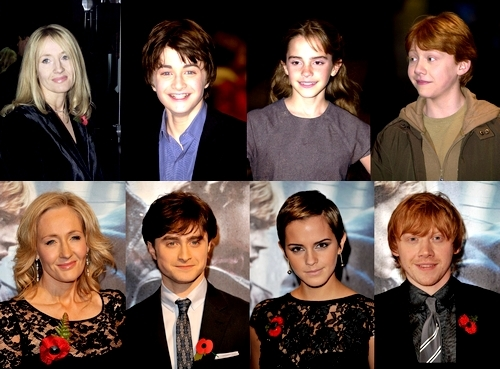 That S What She Said Harry Potter Then And Now