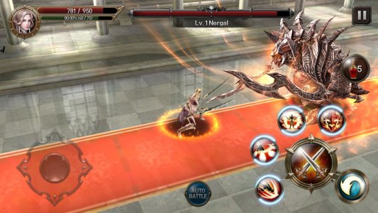 Tampilan Game EvilBane: Rise of Ravens