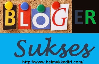 Rahasia Menjadi Blogger Sukses