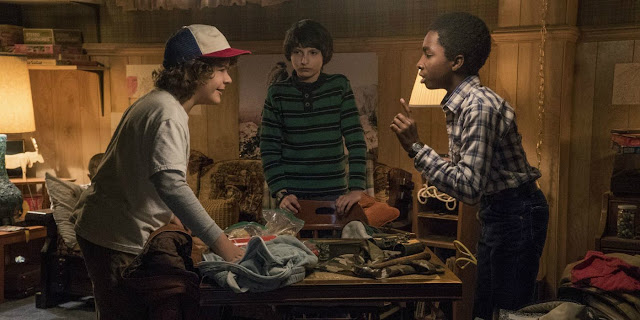 STRANGER THINGS Most Popular TV Series Still Running