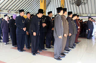 Enam Pejabat Eselon 2 di Pemkab Magetan Dimutasi
