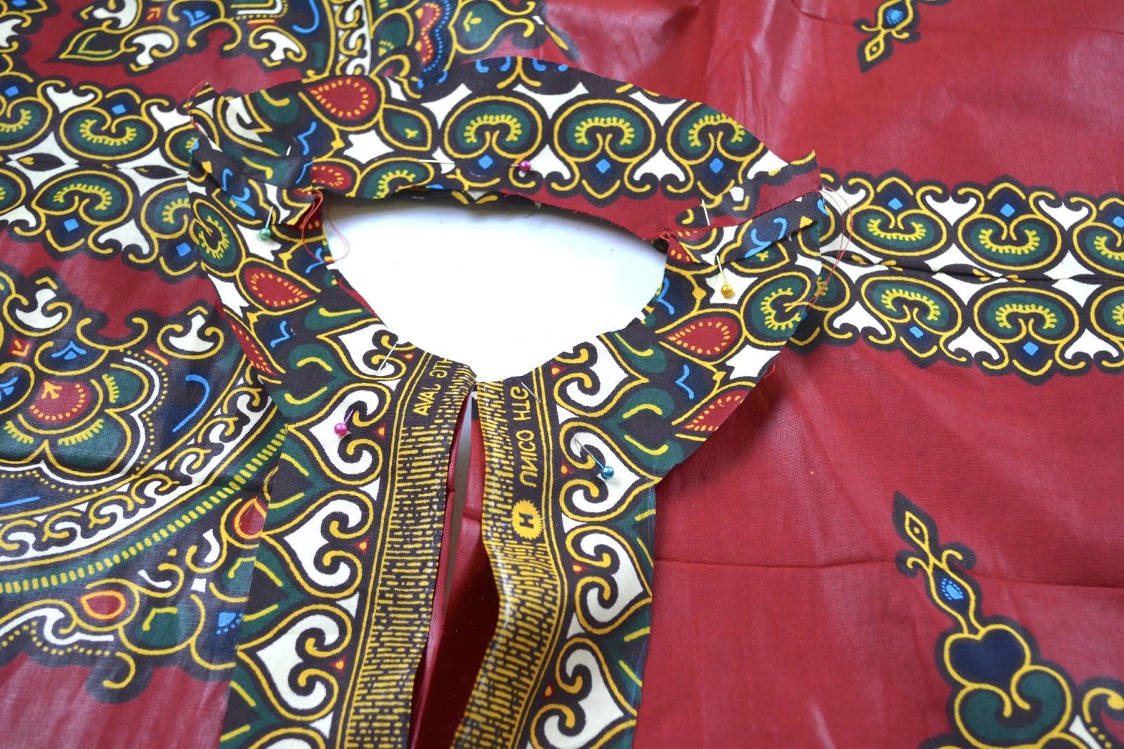 coat sewing tutorial