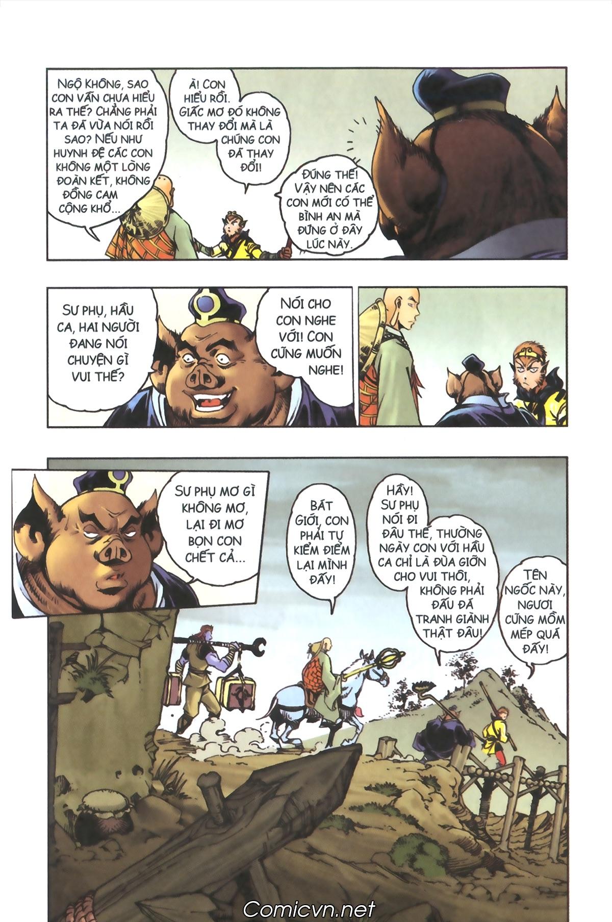 Tây Du Ký màu - Chapter 123 - Pic 20