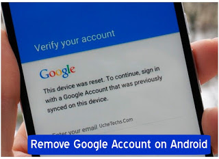 How To Remove a Gmail Account from an Android Phone