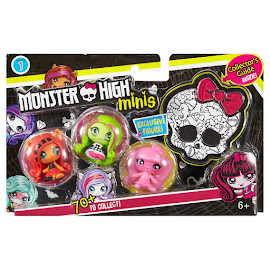 MH Releases I 3-pack #1 Mini Figure