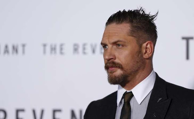"""Will Tom Hardy be """"Jafar"""" in remake of """"Alladín""""?"""