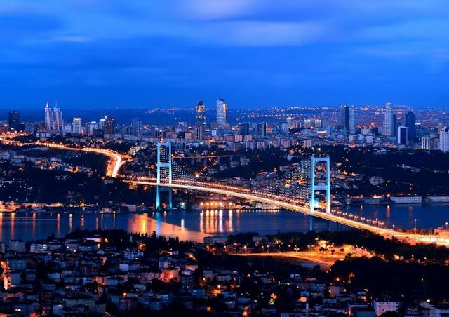 İstanbul doğum günü sürprizi