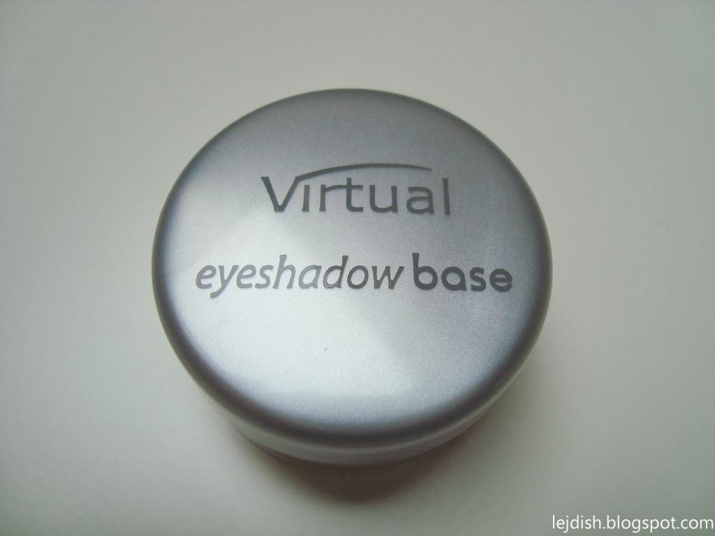 Joko Virtual Eyeshadow Base... wielkie rozczarowanie