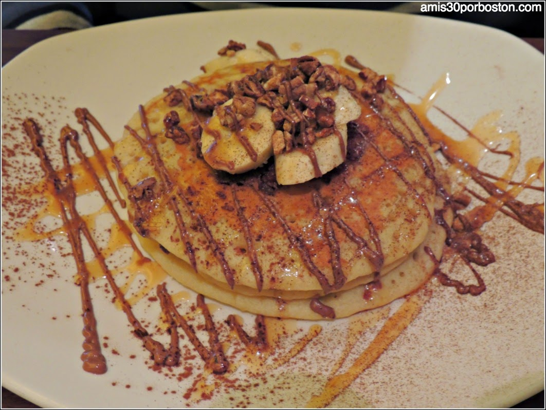 Hot Chocolate: Pancake Chocolate $15.29