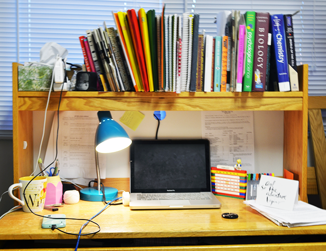 Alice-Jane's Desk