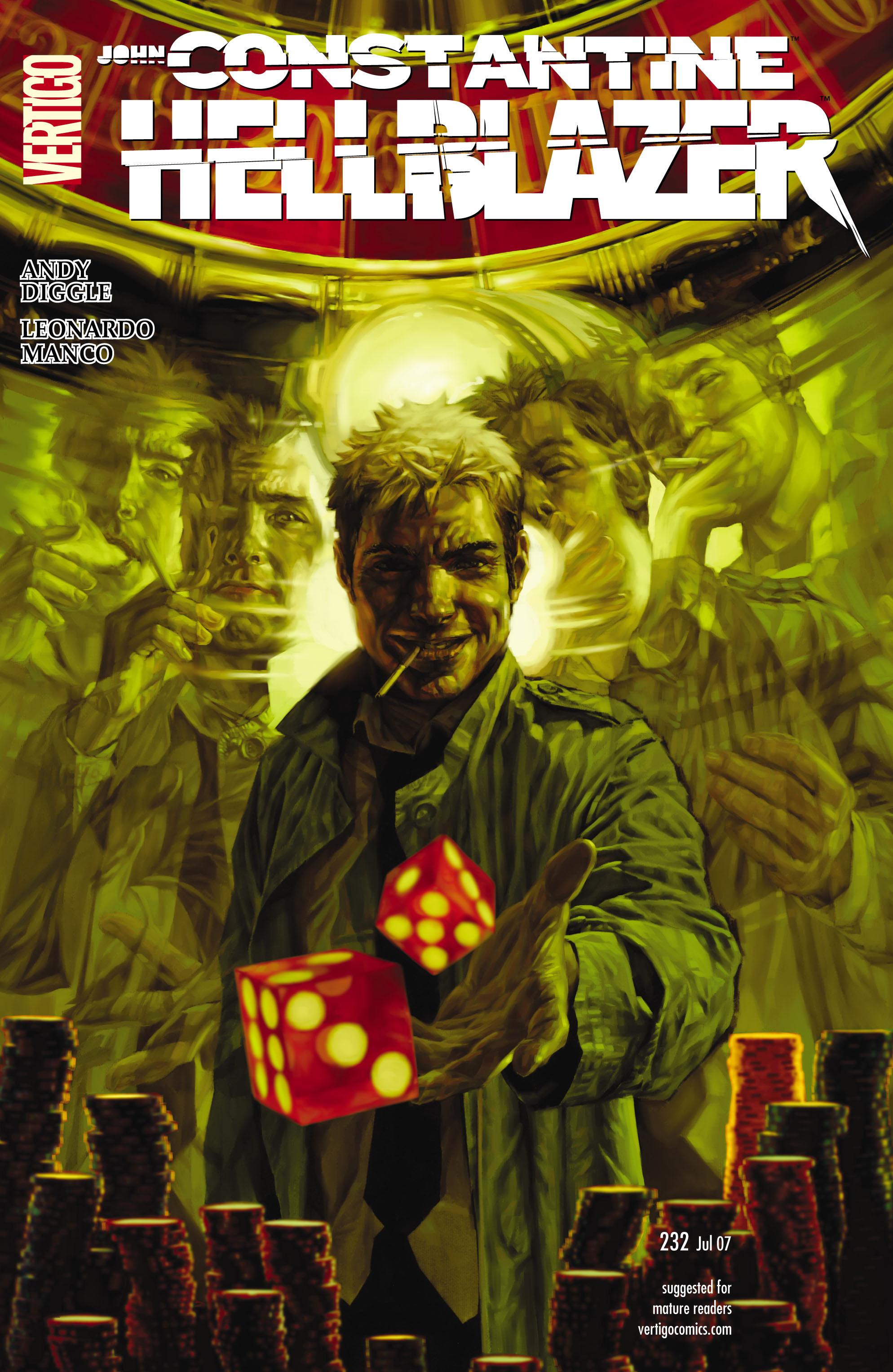 Hellblazer issue 232 - Page 1