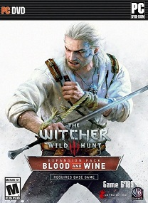The Witcher 3 Wild Hunt Blood and Wine-CODEX