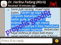 testimoni propolis untuk obat asam urat