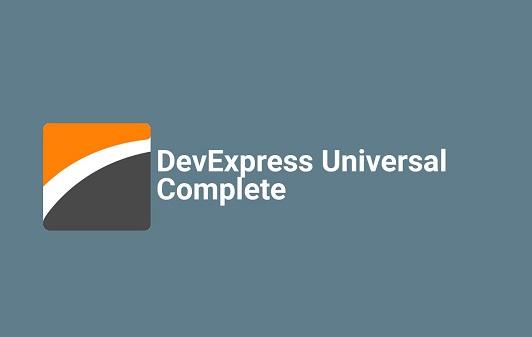 DevExpress Universal Complete 18 1 4 + Crack Full Version