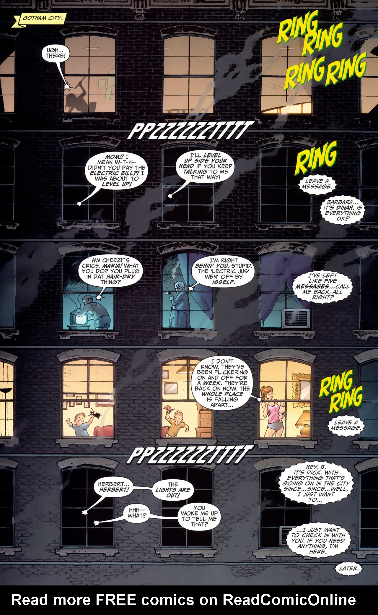 Oracle - DC Comics Database
