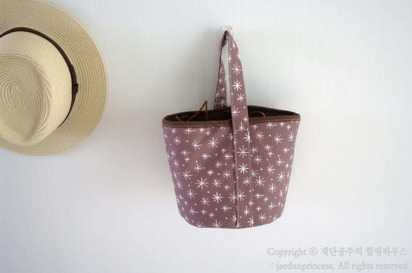 DIY Bento Lunch Bag. Sewing Lunch box bag DIY Tutorial