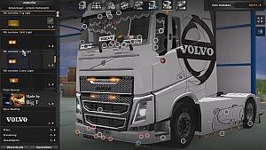 Volvo Danish Show Truck Tuning 1.1