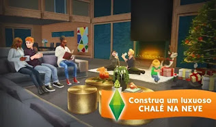 The Sims FreePlay Moeda Infinita