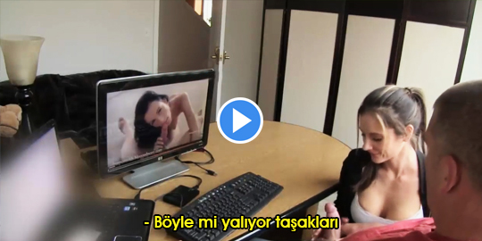 Porno İzleyen Baba Kızına Yakalandı
