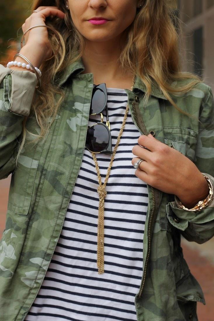 Camo & Stripes