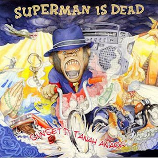 Download Kumpulan lagu Mp3 Superman Is Dead (SID) Full Album Sunset Di Tanah Anarki Lengkap