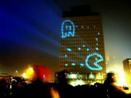 Laser Graffiti