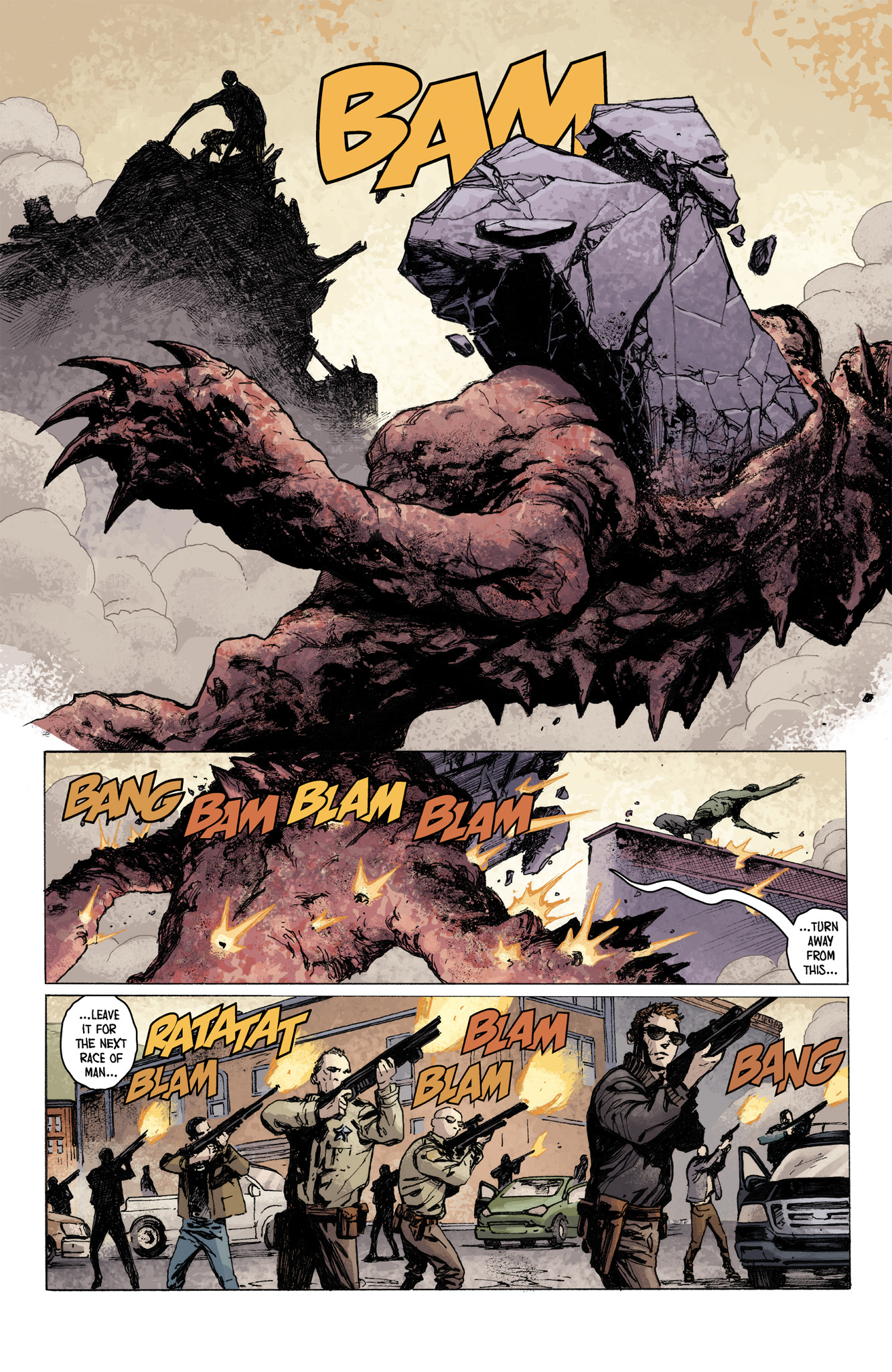 Read online Abe Sapien comic -  Issue #3 - 16