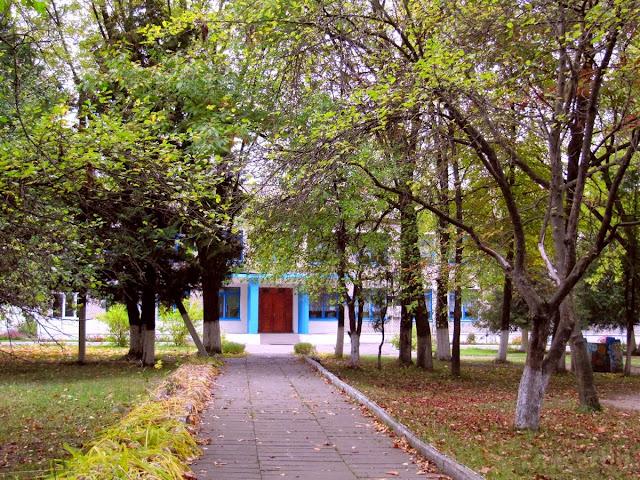 школа Цешаўля