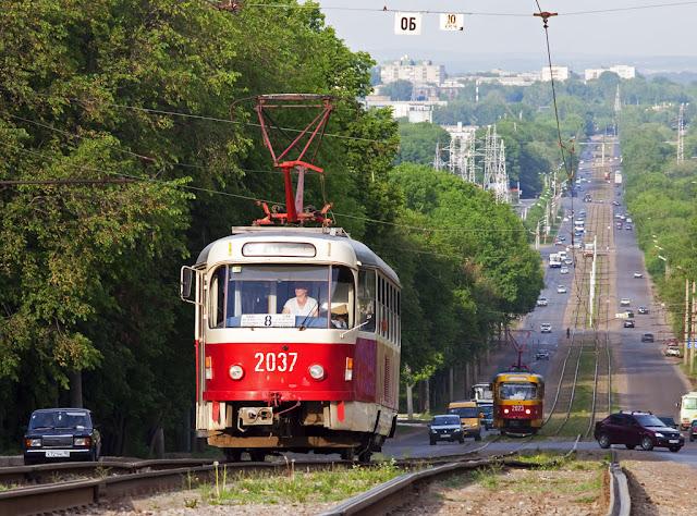 Уфа вновь осталась без трамваев и троллейбусов