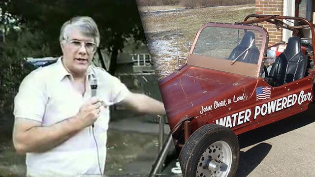 VIDEO: La muerte del inventor del automóvil impulsado por agua es un misterio