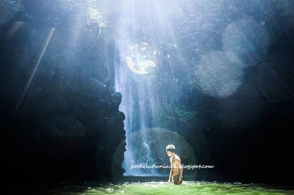 Mengeksplor Keindahan Air Terjun Jeruk Manis Lombok