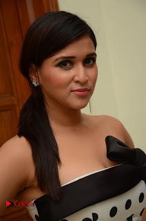 Actress Mannara Chopra Pictures at Jakkanna Audio Launch  0113.JPG