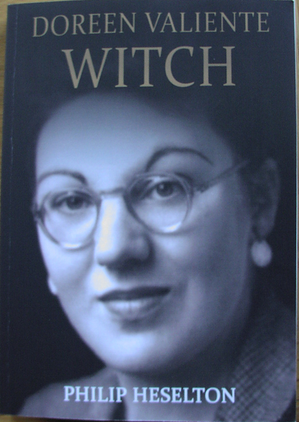 A bad witch's blog: Review: Doreen Valiente - Witch by Philip Heselton