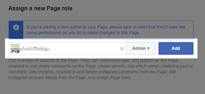 How To Add Admin To Your Facebook Page