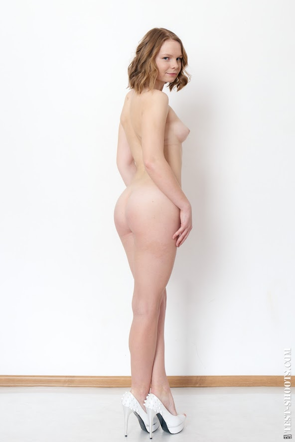 [Test-Shoot.Com] Ginger Mary - Casting
