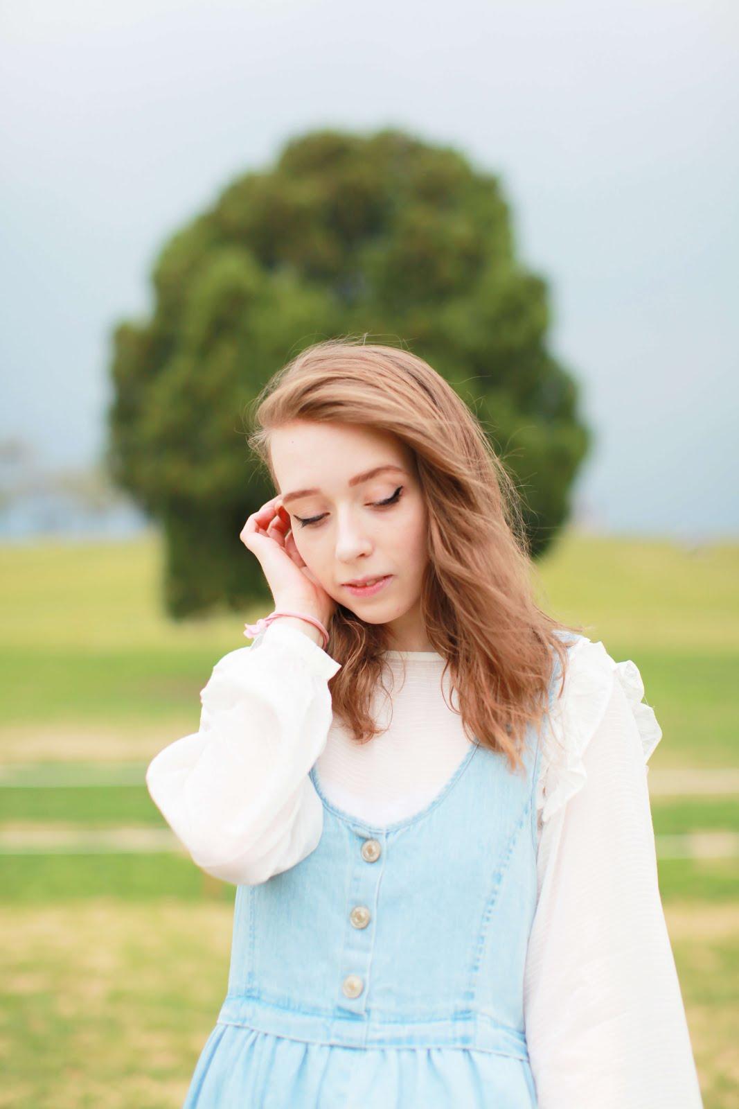 summer fashion outfit inspiration uk style blogger korean inspo kstyle