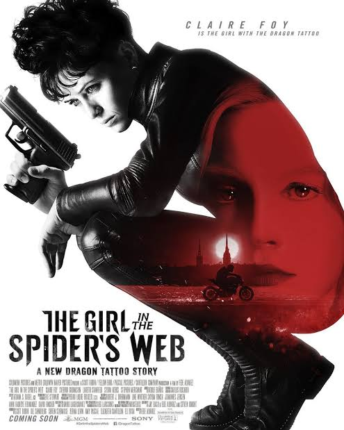 Film The Girl in the Spider's Web (2018)