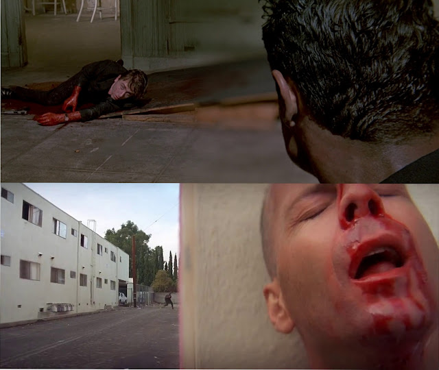 Quentin Tarantino Split Diopter Shots from Reservoir Dogs & Pulp Fiction