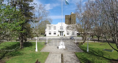 Palacio Municipal de General Juan Madariaga - Argentina (Central de Noticias Madariaga)