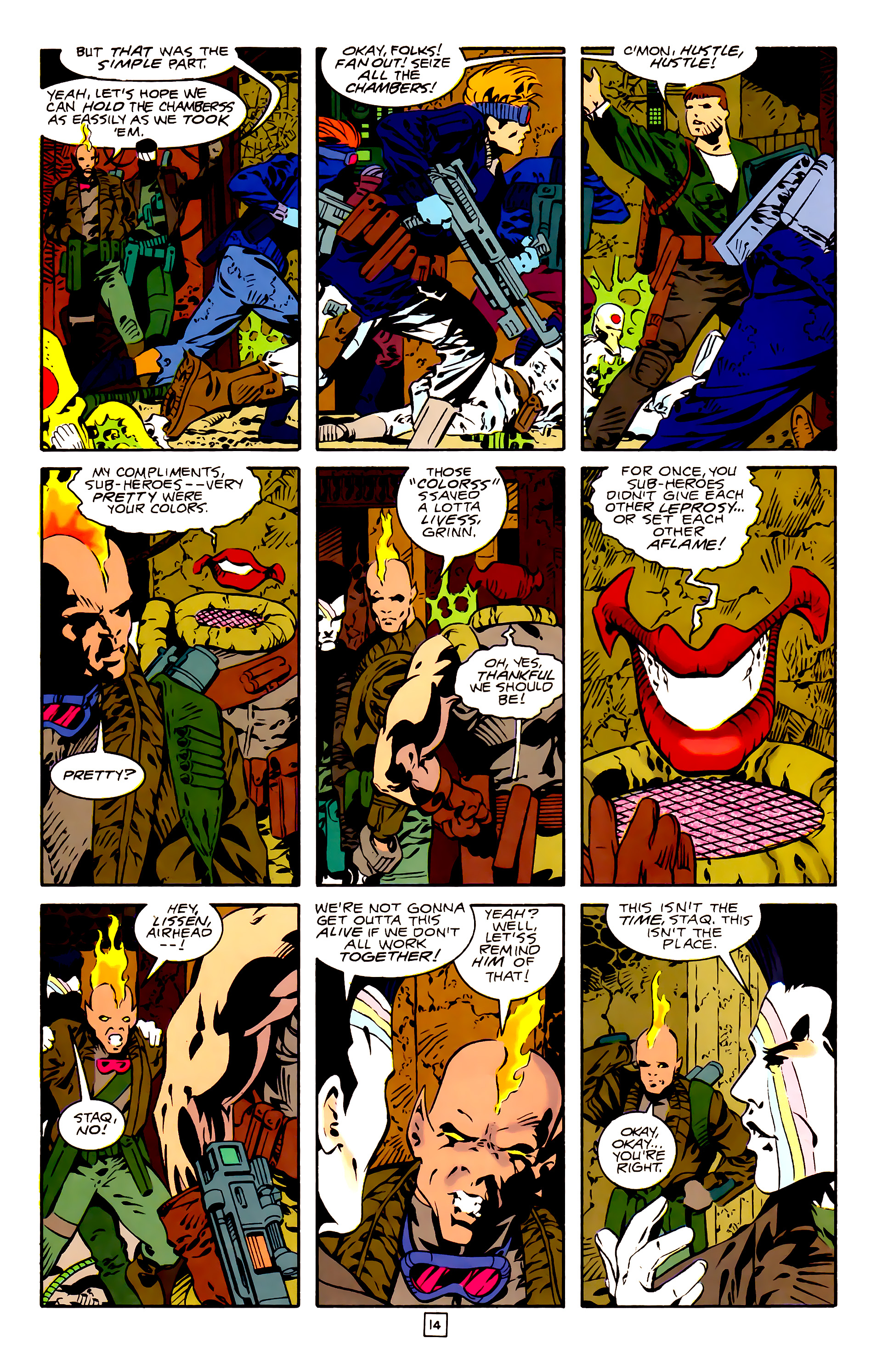 Legion of Super-Heroes (1989) 26 Page 14